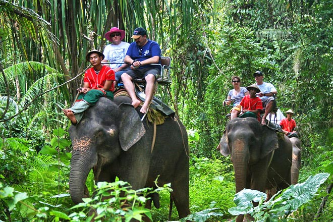 Khao Lak Jungle Safari Tour