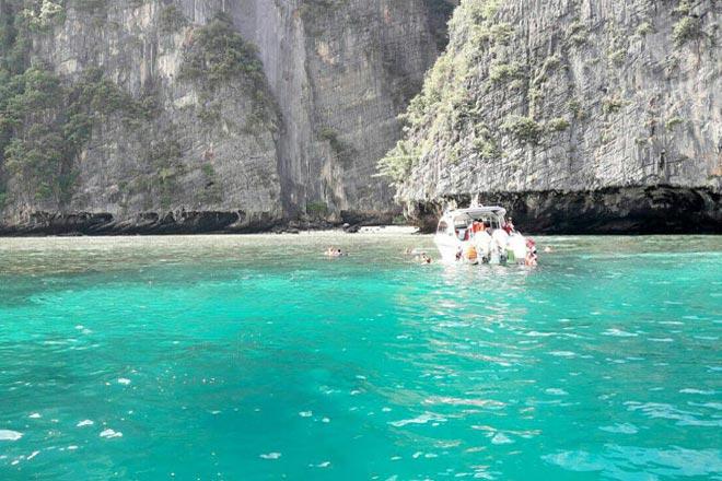 Phi Phi Khai Maiton Speed Boat