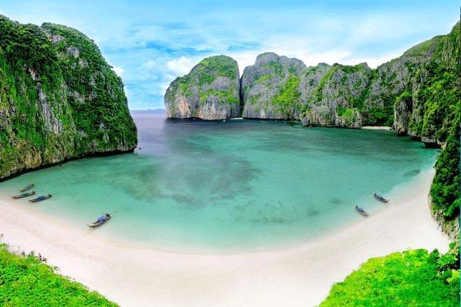 Phi Phi Half Day Tour