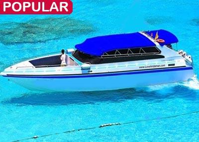 Private Boat Phi Phi + Khai